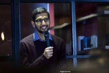 Seful Google, cel mai bine platit director general