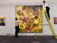 Un tablou al romanului Adrian Ghenie s-a vandut cu suma record de 4 milioane euro