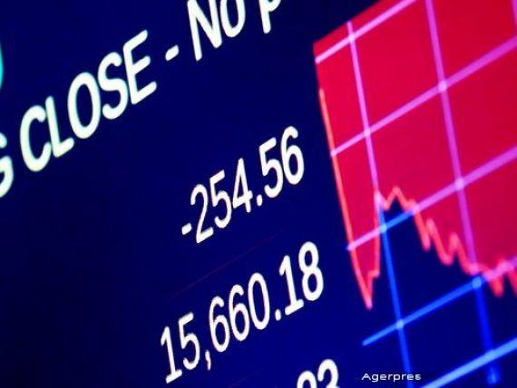 Saptamana catastrofala pentru pietele mondiale. Bursele asiatice incheie cu scaderi semnificative, Tokyo a cazut cu 5%
