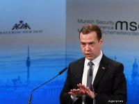 Medvedev revine asupra declaratiei potrivit careia relatiile dintre Rusia si Occident au intrat intr-un nou  razboi rece