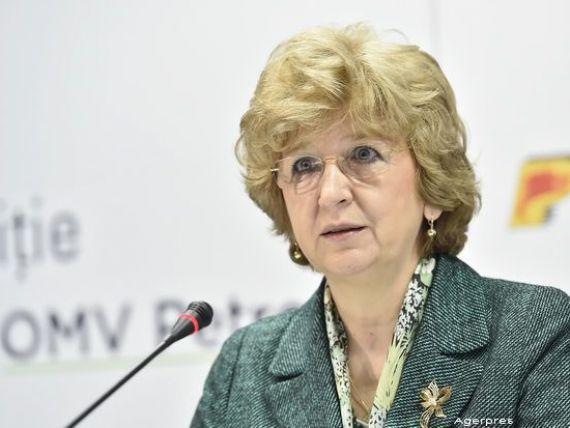 Mariana Gheorghe, CEO Petrom: Anul acesta am putea recurge la reduceri de personal, dar nu ne-am propus o tinta