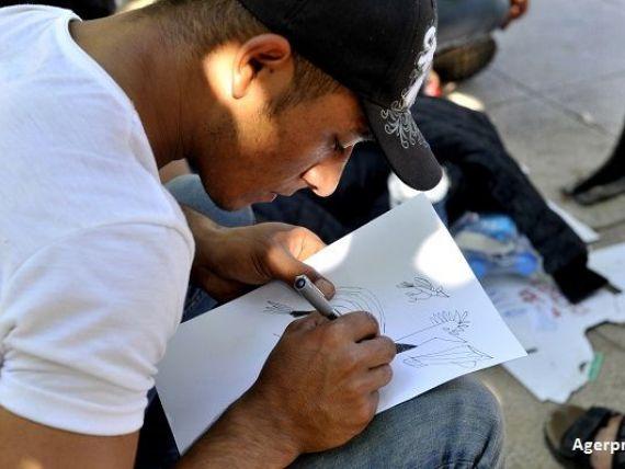 Primul targ de joburi pentru migranti, organizat la Berlin. Principalul obstacol in calea angajarii strainilor in Germania