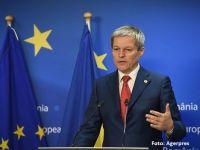 Ciolos vrea Romania in zona de libera circulatie a UE:  Este un element de integrare, nu ne milogim ca sa intram in Schengen