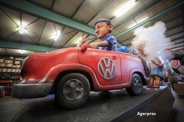Europenii si chinezii au cumparat mai multe masini Volkswagen, in pofida scandalului emisiilor poluante. Actiunile gigantului auto urca cu 4,3%