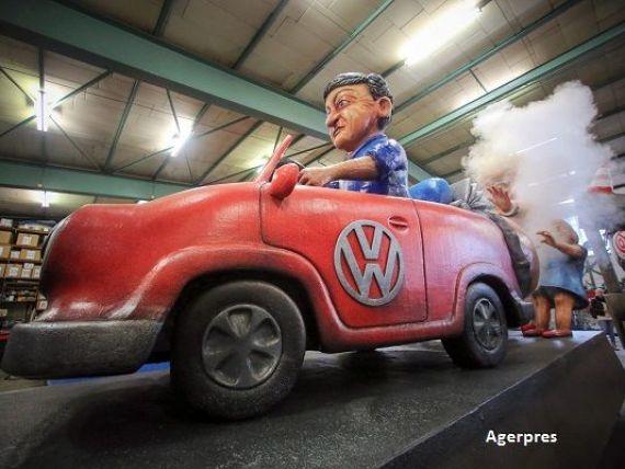 Directorul general al Volkswagen din SUA demisioneaza, dupa sase luni de la izbucnirea scandalului emisiilor poluante in America