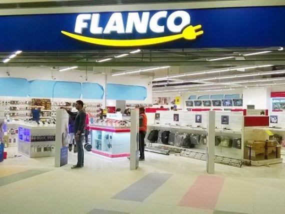 Flanco si-a planificat investitii de 8 mil. lei in acest an. Retailerul inchide magazine in mai multe mall-uri, din caza chiriilor  aberante