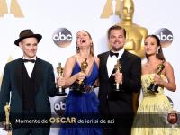 Doua branduri romanesti au pavat drumul spre Oscaruri cu momente memorabile