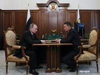Rocada istorica la Moscova: Rosneft ar putea depasi Gazprom, cel mai mare producator mondial de gaze, modificand balanta de putere de la Kremlin