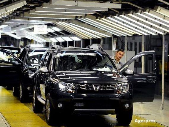 Vanzari in crestere pentru Dacia, in Europa. Piata auto din Romania, al treilea cel mai mare avans din UE