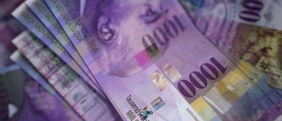 CCR: Legea conversiei creditelor in franci elvetieni la cursul istoric este neconstitutionala. Reactia BNR