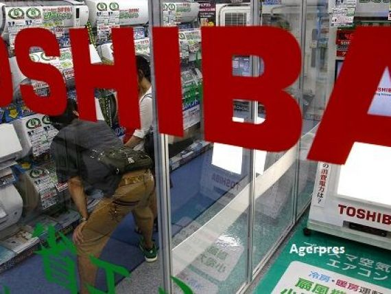 Toshiba si-a vandut divizia medicala companiei Canon, pentru 6 mld. dolari