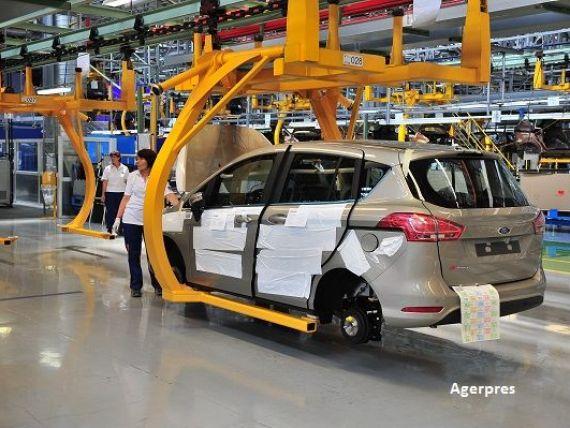 Ford va construi un SUV de mici dimensiuni la Craiova, destinat pietei europene. Americanii investesc 200 mil. euro in proiect