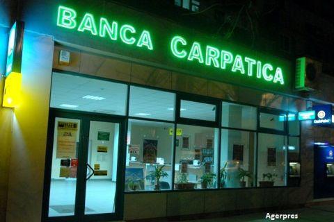 Inca o banca in Romania. BNR a aprobat fuziunea Bancii Comerciale Carpatica cu Patria Bank