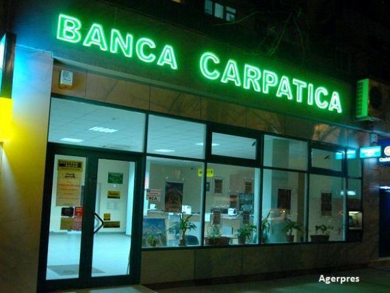 Patria Bank detine doua treimi din actiunile Bancii Comerciale Carpatica, in urma ofertei publice