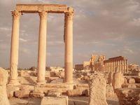 Rusia trimite genisti si roboti pentru deminarea orasului antic Palmira, eliberat din mainile jihadistilor