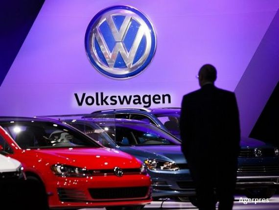 Inca o lovitura pentru Volkswagen. Actiunile companiei, in scadere, in urma unor zvonuri legate de renuntarea la plata dividendelor