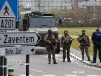 Zaventem, in continuare inchis, dupa atacurile teroriste de saptamana trecuta. Cel mai mare aeroport din Belgia pierde zilnic 5 mil. euro
