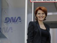 Lia Olguta Vasilescu, retinuta de DNA pentru coruptie