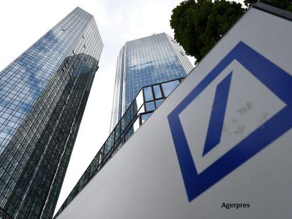 Deutsche Bank a recunoscut că a transferat din greşeală 28 mld. euro, sumă mai mare decât întreaga valoare de piață a băncii. Cine s-a trezit cu banii în cont