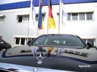 Daimler produce la Sebes cea mai performanta cutie de viteze, care va echipa 20 de modele Mercedes. Investitie de 300 mil. euro