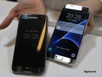 Samsung revolutioneaza smartphone-ul. Toate telefoanele Galaxy S vor avea ecran curbat