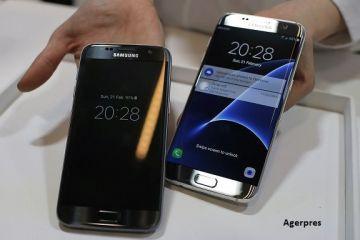 Galaxy S7 si S7 Edge fac Samsung tot mai puternic in fata Apple. Coreenii au vandut aprope dublu fata de rivalii americani