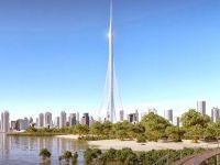 Turnul care detroneaza Burj Khalifa. Cea mai inalta cladire din lume va fi construita tot in Dubai si este proiectata de renumitul arhitect Santiago Calatrava