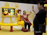Fondurile americane Carlyle Group si TPG Capital vor sa preia restaurantele McDonald's din Hong Kong si China continentala, intr-o tranzactie record