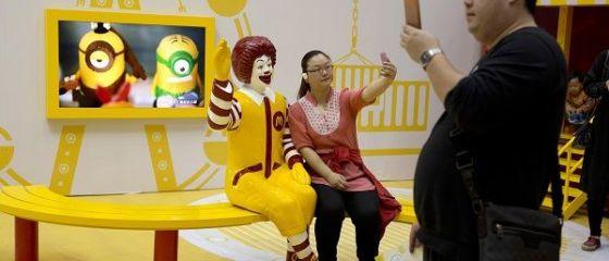 Fondurile americane Carlyle Group si TPG Capital vor sa preia restaurantele McDonald s din Hong Kong si China continentala, intr-o tranzactie record