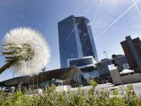 BCE a mentinut dobanda-cheie, dupa ce in luna martie a adus-o la nivelul zero, pentru prima data in istoria institutiei