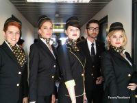 Cum arata noile uniforme de la Tarom, create de Catalin Botezatu