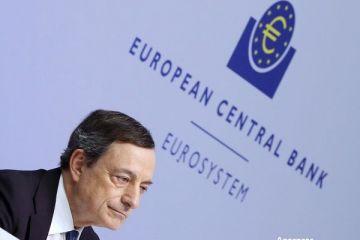 BCE menţine politica monetară ultra-relaxată în zona euro. Păstrează dobânda-cheie, dar începe să reducă achizițiile de active, din ianuarie