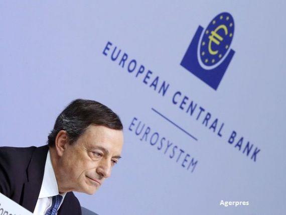 Șeful BCE pregătește Europa de criză și împinge și mai mult dobânzile pe teritoriu negativ. Bild:  Contele Draghila ne secătuieşte conturile