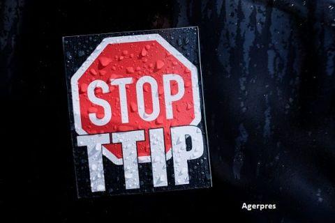 Negocieri incordate pe Tratatul de liber schimb UE-SUA. Germania:  TTIP va esua, daca America nu face concesii . Replica lui Obama