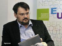 Cristian Ghinea, consilier al premierului, este noul ministru al Fondurilor Europene
