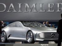Procedurile mai stricte de testare a poluării face primele victime în industria auto. Vânzările Daimler scad pentru a treia lună consecutiv