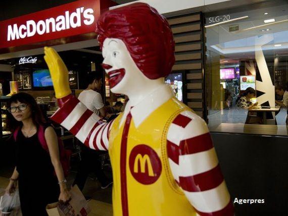 McDonald s Romania devine Premier Restaurants Romania, dupa preluarea de catre fondul maltez Premier Capital