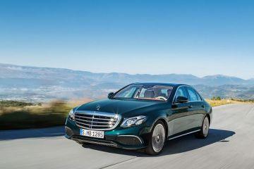 Mercedes marcheaza a 38-a luna consecutiva de crestere a vanzarilor, datorata succesului sedanului E-Class
