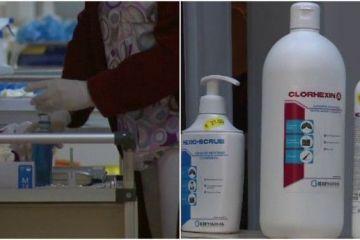 LISTA SPITALELOR cu probe neconforme in scandalul dezinfectantilor diluati