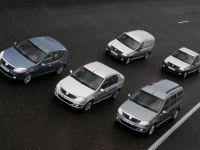 Profitul Dacia a crescut cu peste 20%, anul trecut, depasind 100 mil. euro. 90% din productia de la Mioveni merge la export