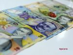 Leul se apreciza in raport cu euro si dolarul si scade in fata francului elvetian