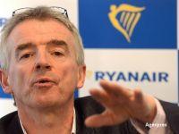 Ryanair anunta un profit de 1,17 mld. euro, in prima jumatate a anului. Operatorul low-cost vrea sa transporte 200 mil. pasageri/an, in 2024. Planurile pentru Romania