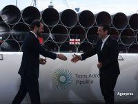 Este oficial: Cinci state europene au demarat lucrarile la gazoductul TAP, care va reduce dependenta continentului de resursele rusesti