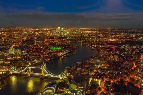 Londra, cel mai vizitat oras al lumii in 2015, pentru al treilea an consecutiv. Aproape 19 mil. turisti straini au mers in capitala Marii Britanii