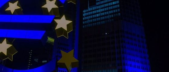 BCE oprește tiparnița de bani la finele acestei luni. Dobanda cheie rămâne nemodificată  cel puţin până în vara lui 2019