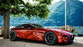 Mazda RX-Vision a castigat trofeul Car Design Award 2016, la categoria concept. GALERIE FOTO