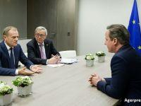 """Liderii lumii folosesc cele mai sumbre cuvinte pentru a descrie ce urmeaza dupa iesirea Marii Britanii din UE. Presedintele CE: """"Afara inseamna afara! Nu va exista niciun fel de negociere cu Londra"""""""