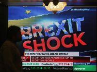 Actiunile Barclays si RBS, suspendate temporar pe bursa de la Londra, din cauza prabusirii actiunilor. Bancile europene au inregistrat pierderi record. Lira isi continua declinul