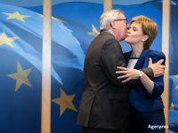 Regatul Unit ar putea ramane fara Scotia. Provincia negociaza cu Bruxellesul un statut special pentru a ramane in UE, dupa Brexit, si ar putea introduce propria moneda