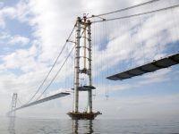 Unul dintre cele mai lungi poduri suspendate din lume, construit cu otel produs de ArcelorMittal Galati
